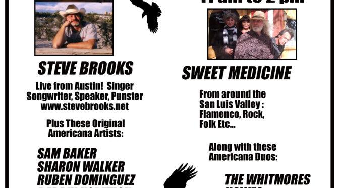 Borderlands Tribute 2021 Americana Music ShoWcase